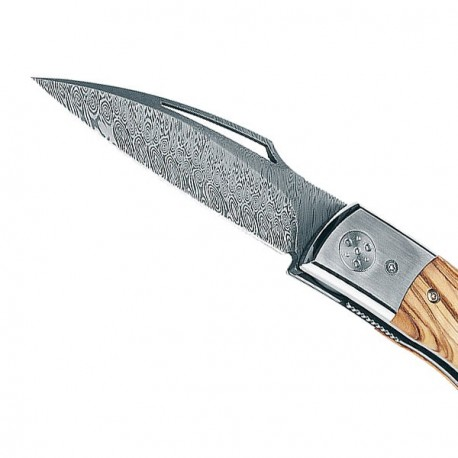 Couteau Pliant Lame Damas - Fox Knives