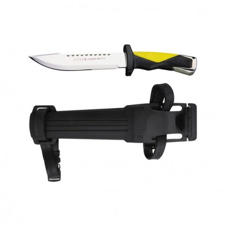 Couteau de plongée AITOR TIBURON MASTER