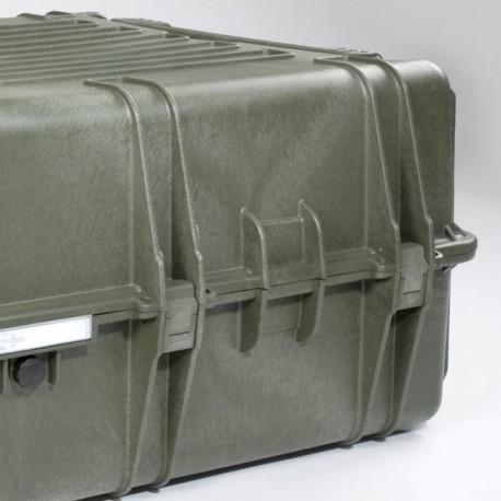 Caisse de Tansport Armes Militaire Explorer Cases