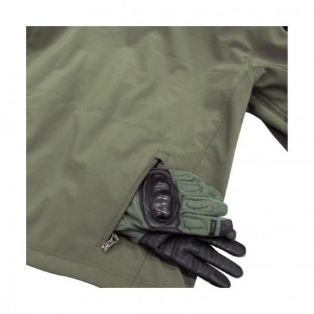 Veste coupe-vent Condor Outdoor Summit Soft Shell Jacket sur www.equipements-militaire.com