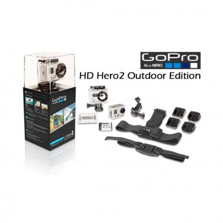 Caméra GoPro HD Hero2 Outdoor Edition