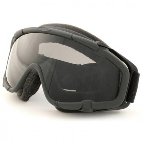 Masque balistique Oakley SI - Fumé sur www.equipements-militaire.com