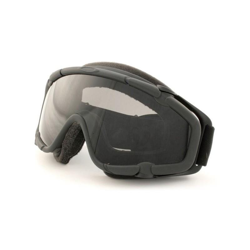 Masque balistique Oakley SI - Fumé sur www.equipements-militaire.com 993b8ec833bc