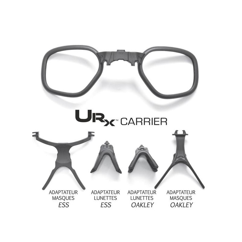 Insert verre correcteur ESS Universal RX
