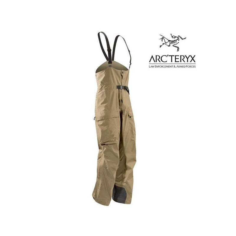 pantalon gore tex arc 39 teryx alpha bib v tement militaire. Black Bedroom Furniture Sets. Home Design Ideas