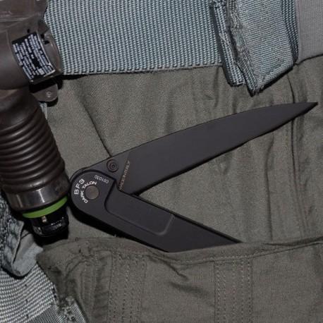 Couteau de combat Extrema Ratio BF3 Dark Talon sur www.equipements-militaire.com