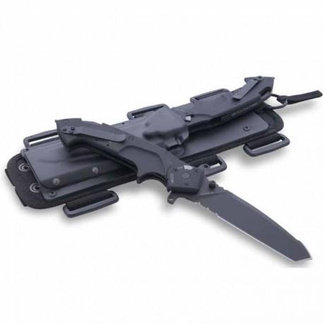 Couteau de combat Extrema Ratio Glauca B1 sur www.equipements-militaire.com