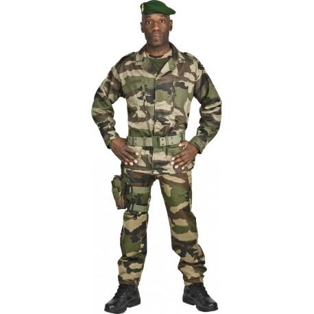 Veste TOE Concept Treillis F2 sur www.equipements-militaire.com