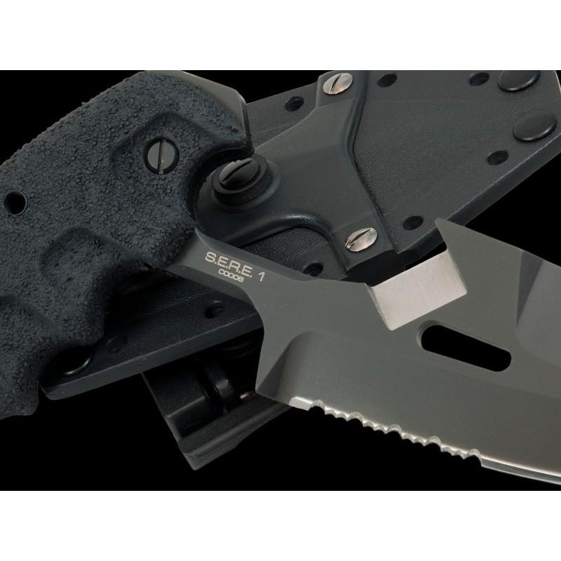 couteau de combat extrema ratio s e r e 1. Black Bedroom Furniture Sets. Home Design Ideas