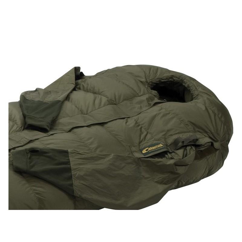 10° Sac de couchage duvet militaire camo 20° extrême