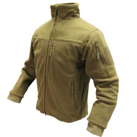 Veste polaire Condor Outdoor Alpha Micro Fleece Jacket sur www.equipements-militaire.com