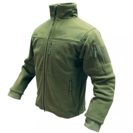 Veste polaire Condor Outdoor Alpha Micro Fleece Jacket sur www.equipements-militaire.com