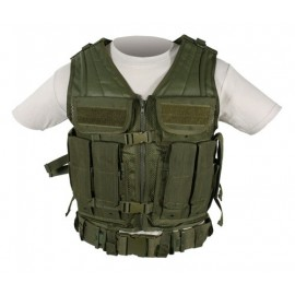 Gilet de combat Condor Outdoor Elite Tactical Vest