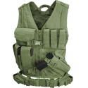 Gilet de combat Condor Outdoor Crossdraw Vest