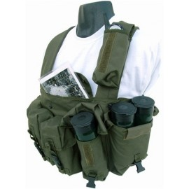 Chest Rig Condor Outdoor Pocket sur www.equipements-militaire.com