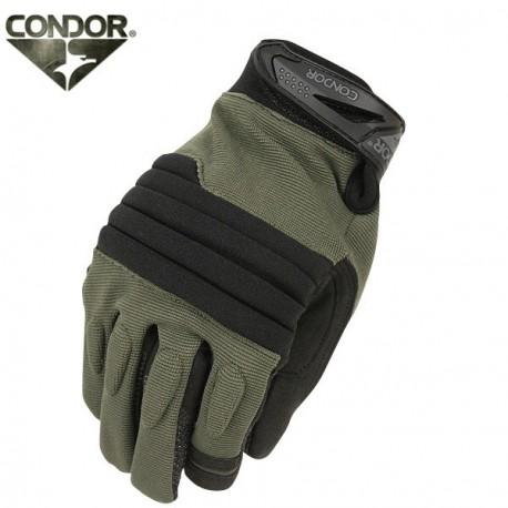 Gants tactiques renforcés Condor Outdoor Stryker sur www.equipements-militaire.com