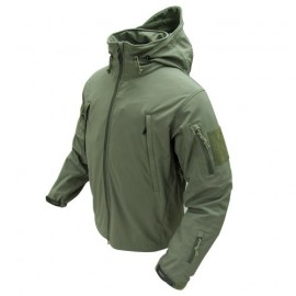 Veste coupe-vent Condor Outdoor Summit Soft Shell Jacket sur www.equipements-militaire.com