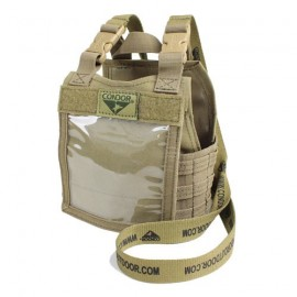 Pochette porte-carte Condor Outdoor Exo Plate Carrier
