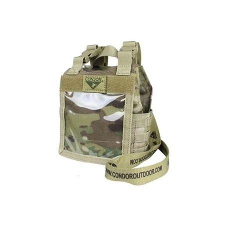 Pochette porte-carte Condor Outdoor Exo Plate Carrier sur www.equipements-militaire.com