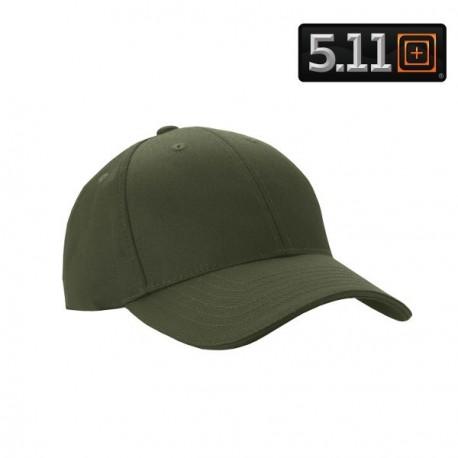 Casquette uniforme 5.11 Tactical sur www.equipements-militaire.com
