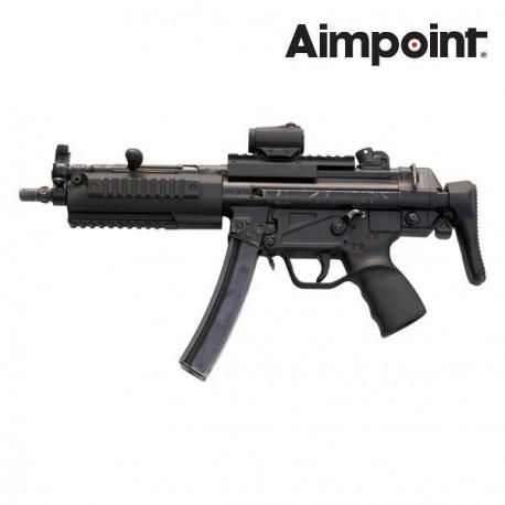 Lunette AimPoint Micro T1 2MOA sur www.equipements-militaire.com