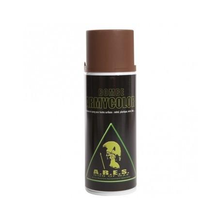 Bombe peinture Ares Armycolor sur www.equipements-militaire.com