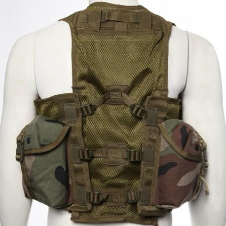 Gilet de combat ARES sur www.equipements-militaire.com
