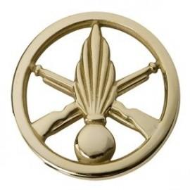 Insigne béret Infanterie sur www.equipements-militaire.com