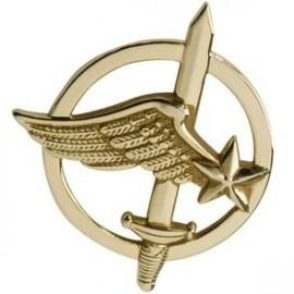 Insigne béret Commando de l'Air sur www.equipements-militaire.com