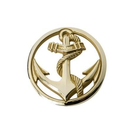 Insigne béret Troupes de Marine sur www.equipements-militaire.com