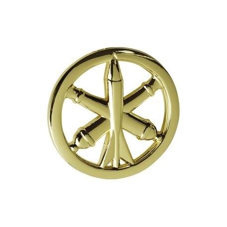 Insigne béret Artillerie sur www.equipements-militaire.com
