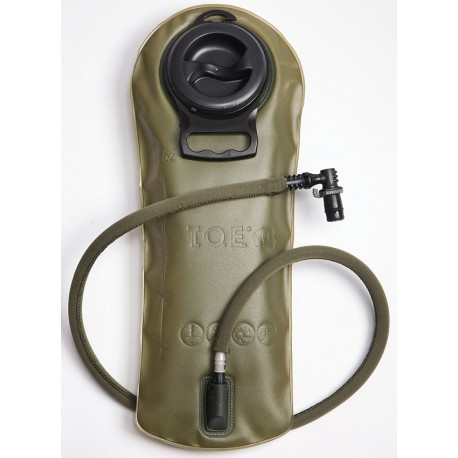 Poche Hydratation TOE 2.5L sur www.equipements-militaire.com
