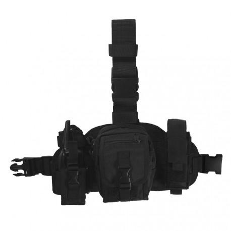 Pochette de cuisse Condor Outdoor Utility Leg Rig sur www.equipements-militaire.com