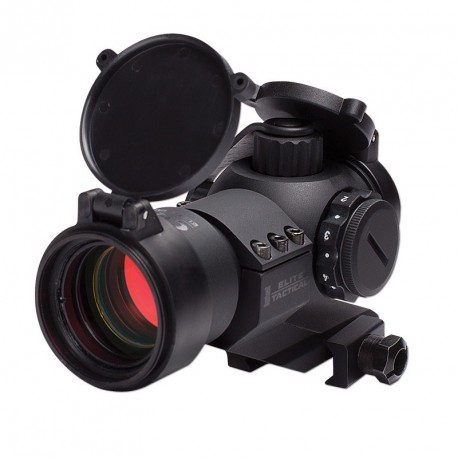 Lunette Bushnell Elite Tactical CQTS 1x32mm sur www.equipements-militaire.com