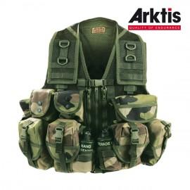 Gilet de combat Arktis Jungle II sur www.equipements-militaire.com