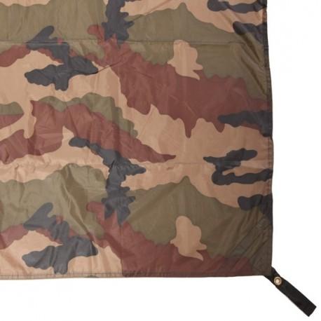 Bâche bivouac étanche ARES 3x4m sur www.equipements-militaire.com