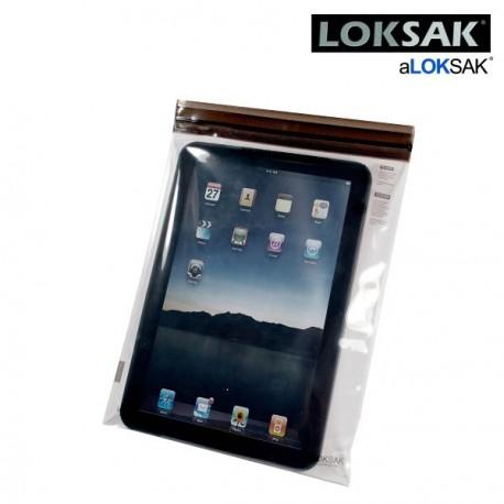 Pochette étanche aLOKSAK Tablette sur www.equipements-militaire.com
