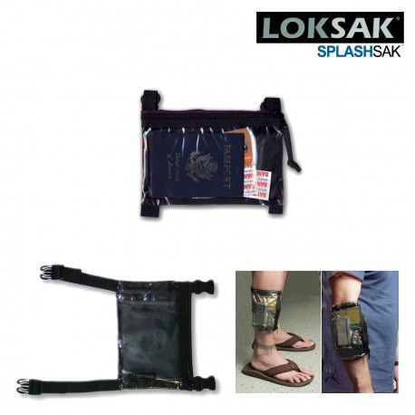 Pochette de bras étanche SplashSak Smartphone sur www.equipements-militaire.com