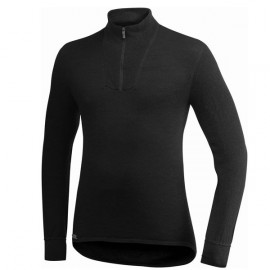 Veste grand froid Woolpower Zip Turtleneck 200