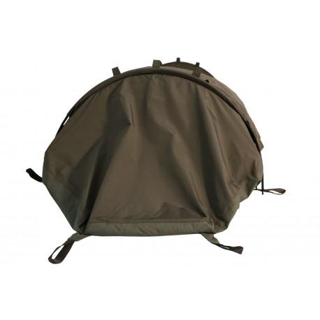 Abri tunnel militaire Carinthia Micro Tent Plus sur www.equipements-militaire.com