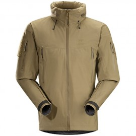 Veste Gore-Tex Arc'teryx Alpha Jacket Leaf V2