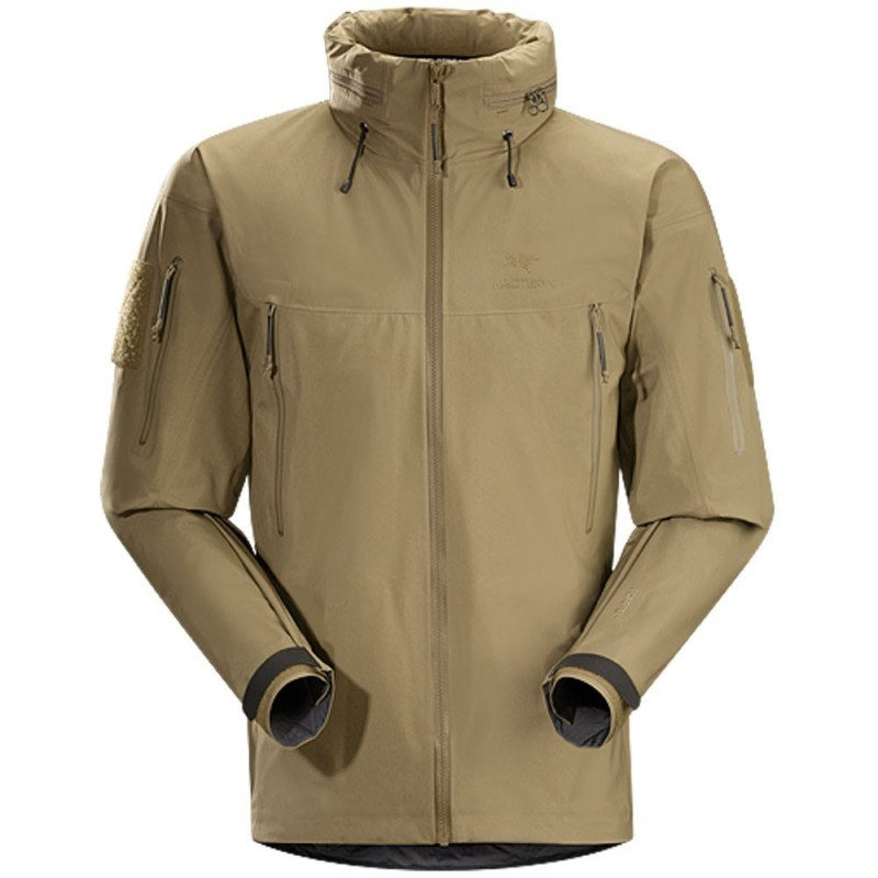 Veste Gore Tex Arc'teryx Alpha Jacket Leaf V2