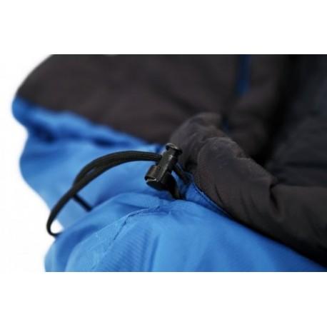 Sac de couchage Carinthia Lite Blue 850 sur www.equipements-militaire.com