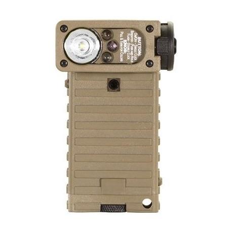 Lampe tactique Streamlight Sidewinder sur www.equipements-militaire.com