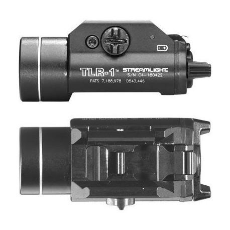 Lampe tactique Streamlight TLR-1 sur www.equipements-militaire.com