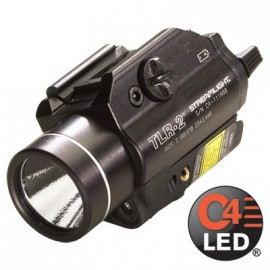 Lampe tactique Streamlight TLR-2 / TLR-2s sur www.equipements-militaire.com