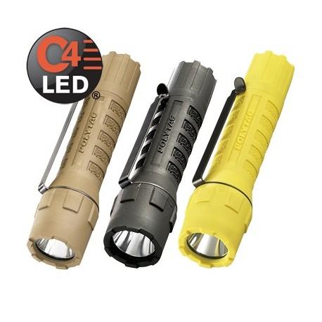 Lampe tactique Streamlight Polytac LED sur www.equipements-militaire.com