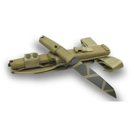 Couteau de combat Extrema Ratio Task sur www.equipements-militaire.com