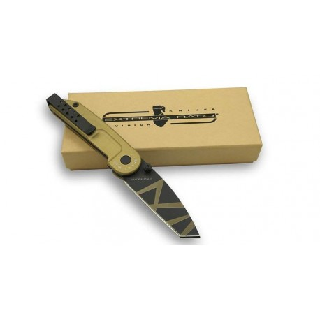 Couteau de combat Extrema Ratio BF1 Classic Tanto sur www.equipements-militaire.com