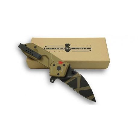Couteau de combat Extrema Ratio MF0 sur www.equipements-militaire.com